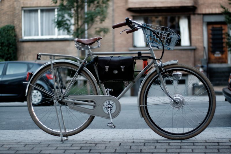 c-7 e-bike based on Achielle